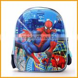 Wholesale Cartoon Spiderman EVA 3D School Bag for kids                                                                         Quality Choice