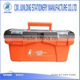 JUNLONG NINGBO OEM16.5 INCH PP NEW PLASTIC TOOL BOX PROMOTION PRODUCT MADE IN CHINA                                                                                                         Supplier's Choice