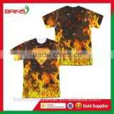 2016 Hot sale quick dry cheap custom made shirts&dry fit sublimation custom made t-shirts&unisex custom t shirt printing