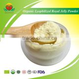 High Quality Organic Lyophilized Royal Jelly Powder