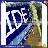 High quality custom logo Outdoor Wall Advertising Banner/Ceiling Advertising Hang Banner