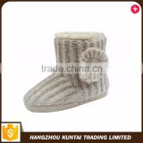 Factory manufacture various ladies winter shoes