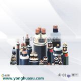 PVC , PE , XLPE wires and cables electrics copper wire price per meter