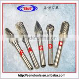 power tool parts tungsten carbide rotary burrs A0313M03, carbide rotary burrs, rotary burrs