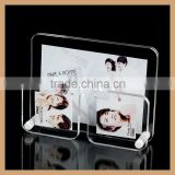 GH-P0034 China factory outlet plastic picture photo frame plexiglass magnetic photo frame