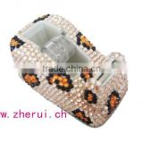 various design bling rhinestone adhesive tape dispenser