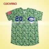Custom Baseball tee shirts wholesale, China export clothes