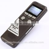 "ECO-700 Digital Voice Recorder 8GB 1.8"" Long Standby 350 hours with MP3 Playing Dictaphone for record telephone"