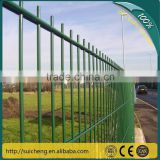 Easily Install Garden Fencing/Easily Assembled Welded Wire Mesh Fence/Portable PVC Coated Fence (Factory)