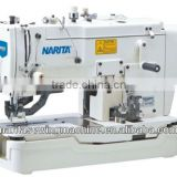 NT-781Z Direct Drive High-speed lockstitch Straight Button Holing Industrial Sewing Machine