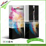 Ocitytimes C2 Rechargeable Vaporizer kit/thc oil atomizer/refillable 510 cartomizer/oil cartridge packaging