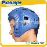 Comfortable anti-cracking head protect PU boxing headgear                                                                         Quality Choice