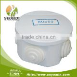 Manufacturer 80 X 50 Water-proof Junction Box , Electronic Enclosure Electrical Suppliers /