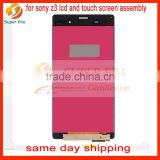 Lowest price and highest qaulity for sony xperia z3 lcd, for sony z3 display, for sony xperia z3 lcd