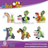 PVC toy farm Simulation animals toy for kids