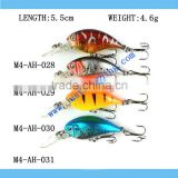 fishing lure parts M4-AH-028 TO M4-AH-031