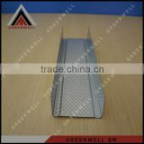 Gypsum board building material galvanized metal stud profile                                                                         Quality Choice