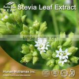 GMP Manufacturer Supply High Quality Stevia Extract Powder,stevioside Extract 80~90% Steviosides, Reb. A 40%~90%