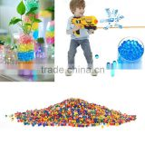 DIHAO Color Soft Crystal Bullet Water Gun Paintball Bullet Orbeez Gun Toy Nerf Bibulous Air Pisol Toy for Boy Children Kids