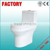 china supplier sale water saving ceramic floor mounted prefab toilet bathroom