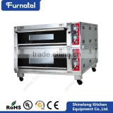 Good Quality Industrial (Ce) Gas Bread Baking Small Gas Oven