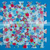 Floral Kids EVA Foam Play Mat/Disposable Daycare Floor Mat