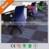 New Design Carpet Tiles, Nylon Commerical Carpet Tiles With PVC Backing