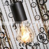 Birdcage Ceiling lamp suspended ceiling lighting interior Crystal chandeliers & pendant lights