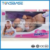 14 inch full silicone reborn baby doll kits
