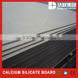 High Quality Interior Decorative Low Density Fire Rated Calcium Silicate Board For Air Ducting