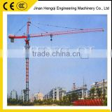 China factory of CE approved inner climbing Tower Crane 8t, heavy duty erect tower crane