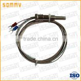 Type J Thermocouple TJ-M8X30-2M More Size Available