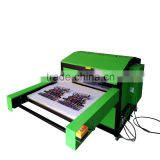 transfer printing no double image promise lowest price cheap used t-shirt heat press machine