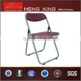 2015 eco-friendly aluminum bungee folding chair