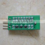 Input Intensity Voice Operated Switch Sound AC 4~6V Sensor Module Adjustable