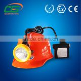 ATEX approved KL5LM(C) LED cord miner cap lamp
