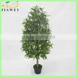 make indoor artificial hand-feeling olive tree olive plant