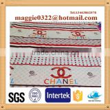 make to order supply type Polyeste/cotton pigment printed fabric for bed sheet,mattress,curtain