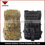 Military army comfortable big ourdoor travel bag fashion waterproof camping hiking backpack
