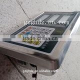 electronic weighing indicator for truck scale , stainless steel weighing price indicator