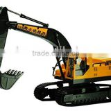 Hot RC Construction Machinery hydraulic Excavator 1/28 scale/Custom Make electric radio control toys for Fun China Manufacturer