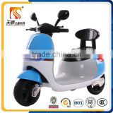 China new model ride on motorcycle with rear-view mirror electric motorcycle for big babies