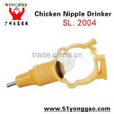 Wholesale poultry nipple drinker for chicken poultry nipple drinker
