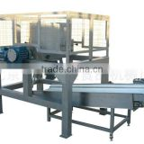 Continuous vegetable Dewatering machine