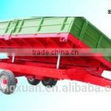 atv tow behind trailer with CE approved made by weifang shengxuan