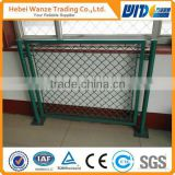 Chain-link structure fences, chain link gates, different fence fabrics and fencing panels, posts and other accessories
