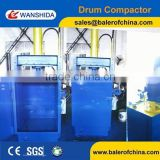 Wanshida Y82-25 Hydraulic Metal Drum Compress Baler