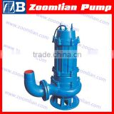 QW float switch sumersible pump centrifugal sewage pump