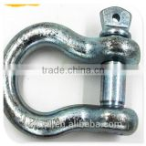 rigging hardware 1-1/8 9.5T US type G209 shackle