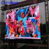 p2.5 p3 p4 p5 led video wall price indoor Coreman P10 outdoor full color led display module for led advertising board